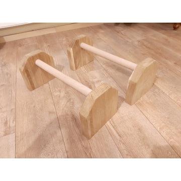 Paraletki drewniane 51 cm