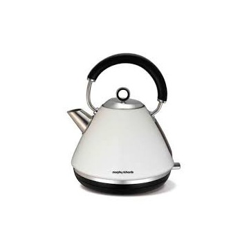 Czajnik Morphy Richards New Accents  (biały)