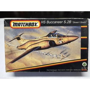 Matchbox 1:72 HS Buccaneer S.2B Desert Storm