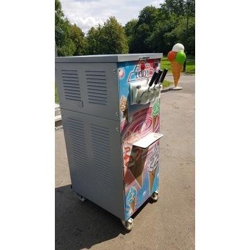 Maszyna automat do lodów włoskich super stan