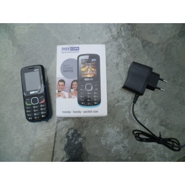 Telefon komórkowy Maxcom MM128