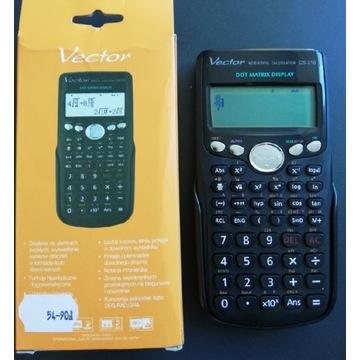 Kalkulator naukowy Vector Cs210