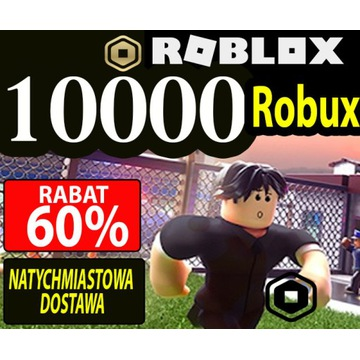 Roblox Robux 10000 - FAST DELIVERY