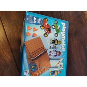 Playmobil Wyścig Gokartów 4141