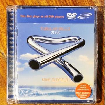 MIKE OLDFIELD Tubular Bells 2003 DVD-A 5.1. st.BDB