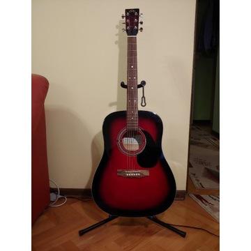 Gitara akustyczna SX model MD160/RDS