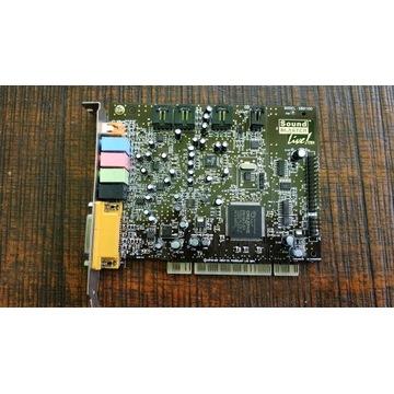 Karta Creative Sound Blaster Live SB0100
