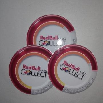 NALEPKA NAKLEJKA Red Bull MOBILE COLLECT