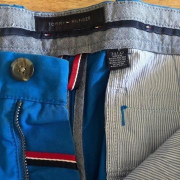 spodnie jeansy firmy TOMMY HILFIGER rozm M/L