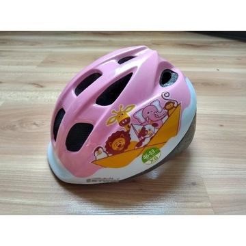 Kask Decathlon Baby H300 Pink XS 45-53cm