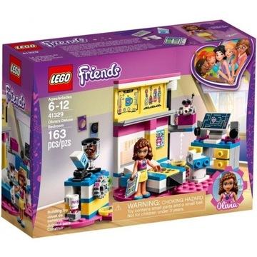 LEGO 41329 FRIENDS - Sypialnia Olivii Nowy