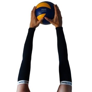 Rękawki czarne długie