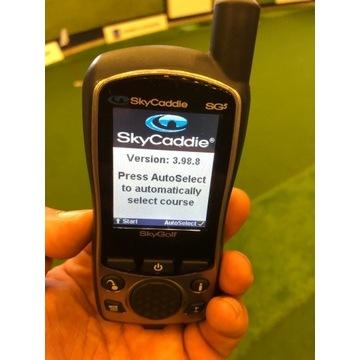 SkyCaddie SG5 Golf GPS WYSYŁKA 0zł okazja PREZENT