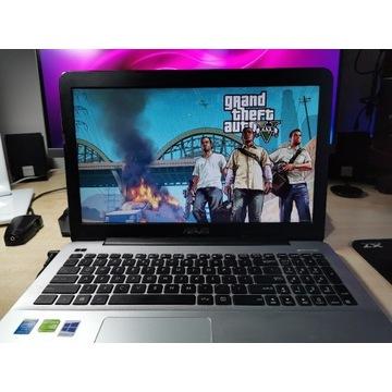 Laptop gamingowy Asus R556 i5 8Gb SSD Geforce 920M