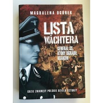 Lista Wächtera - Magdalena Ogorek