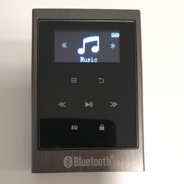 ACOUSTIC SOLUTIONS MP3 128GB BLUETOOTH DAC , NOWY!