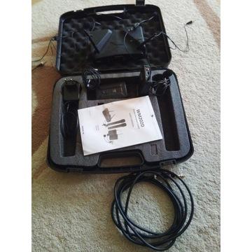 Bezprzewodowe mikrofony zestaw PROEL WM202DM