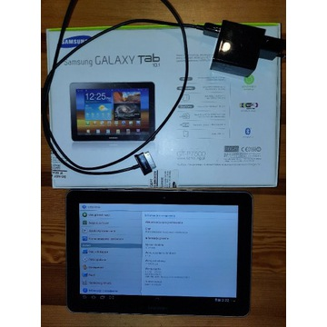 Samsung Galaxy Tab 10.1 (7.1.1), sprawny, komplet
