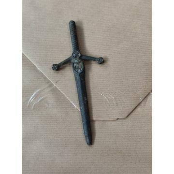 Mały miecz  pamiątkowa replika miecza