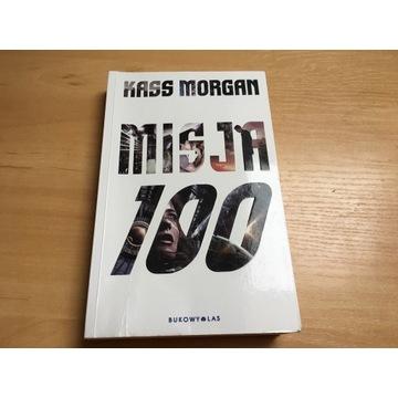 Misja 100 The 100 książka
