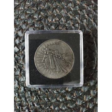 10 złotych 1932  kopia monety