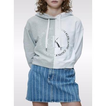 Bluza z kapturem hoodie Calvin Klein Jeans XS 34