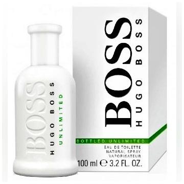 PERFUM HUGO BOSS BOTTLED UNLIMITED 100 ml FOLIA !!
