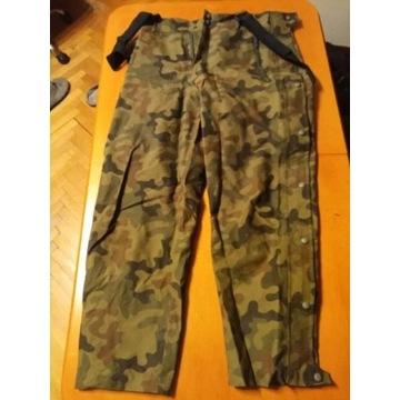 Spodnie 128/mon rozmiar 172cm z szelkami