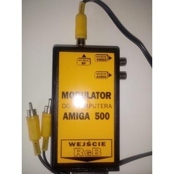 Modulator do AMIGA 500 Nowy