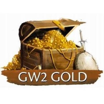 100 Gold Guild Wars2 GW2 Szybko-Tanio-Pewnie Zloto