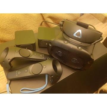 Vive cosmos elite VR + full pack + wirles adapter