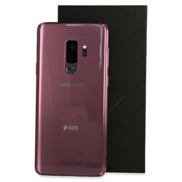 Samsung Galaxy S9 Plus G965 Lilac Purple idealny