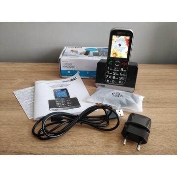 Telefon MAXCOM MM720BB / dla seniora / Gwarancja