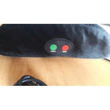 Poduszka masująca USB, ergonomiczna, z masażem, po