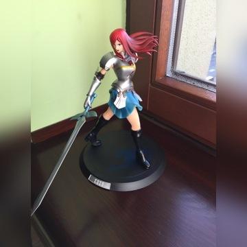 Erza Scarlet Tsume Fairy Tail - figurka