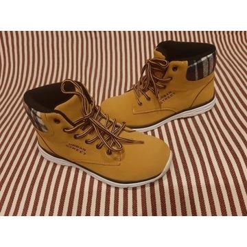 Buty chłopięce-Pepperts R.36-st. idealny