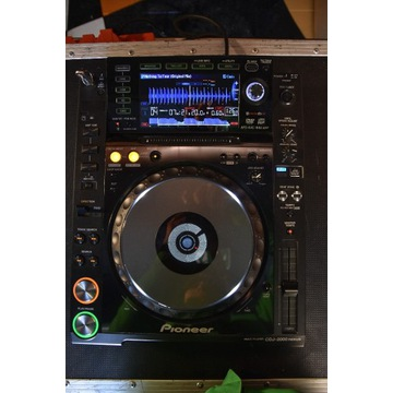 Player Pioneer CDJ-2000 NEXUS (CDJ 900, XDJ 1000)