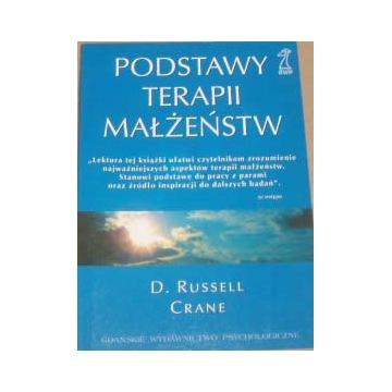Crane Podstawy terapii małżeństw Terapia małżeństw