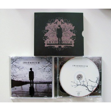INSOMNIUM - Across The Dark CD [delux cd+dvd]