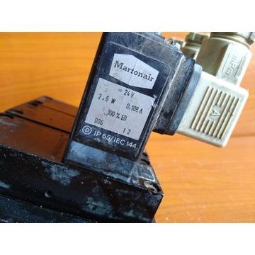WYSPA ZAWOROWA Elektrozawór Martonair 3szt