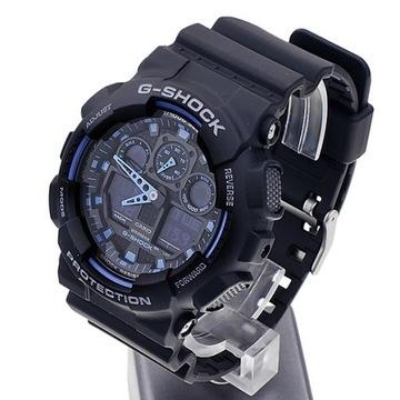 Zegarek na rękę męski Casio GA-100-1A2ER