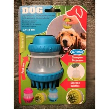 Myjka dla psa na szampon