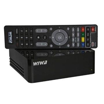 Dekoder TV cyfrowej WIWA HD-100
