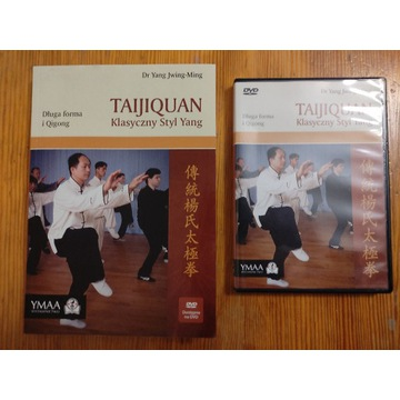 Taijiquan Klasyczny Styl Yang + Tai chi DVD