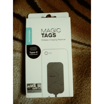 NILLKIN Magic Tags adapter QI USB-C