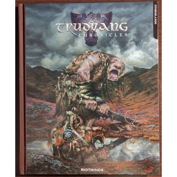Trudvang Chronicles - Stormlands RPG - nowy