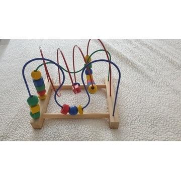 MULA Zabawka edukacyjna przekładanka IKEA