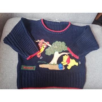 Sweterek Kubuś Puchatek