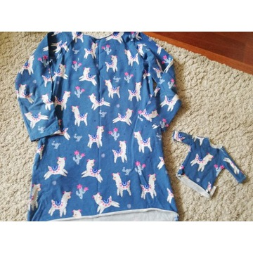 La lalla sukienka 116 i dla lalko