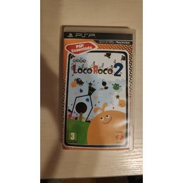 Gra Loco Roco 2 LocoRoco 2 PSP